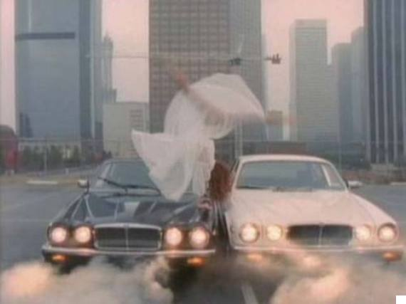 tawny kitaen whitesnake music video