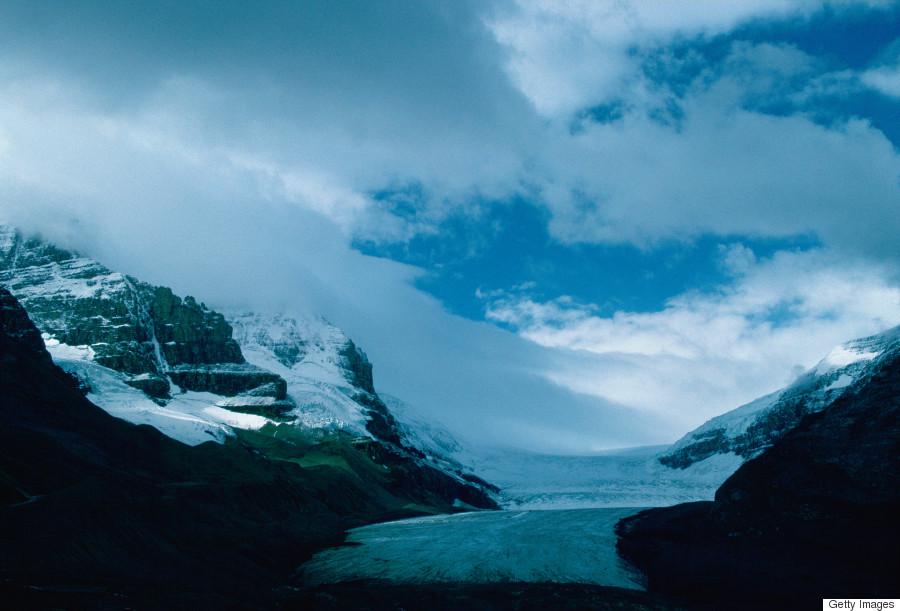 athabasca glacier jasper