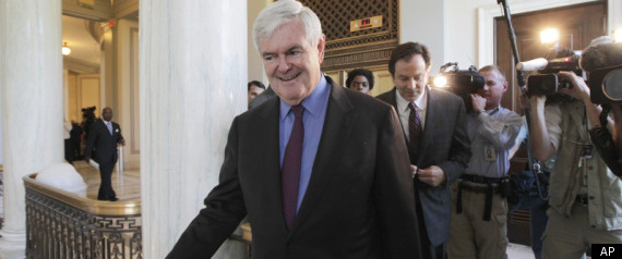 newt gingrich man of the year. Newt Gingrich Predictably