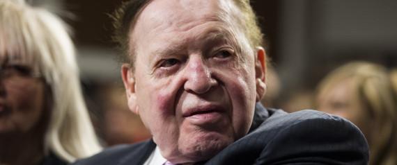 Adelson-Backed Online Gambling Bill Splits GOP At Hearing - Huffington Post (03/26/2015)