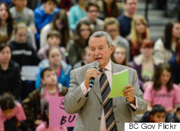Province Moves To Control B.C. Teachers' Professional Development
