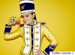 Jessie J Just Really Loves Crackers, OK?