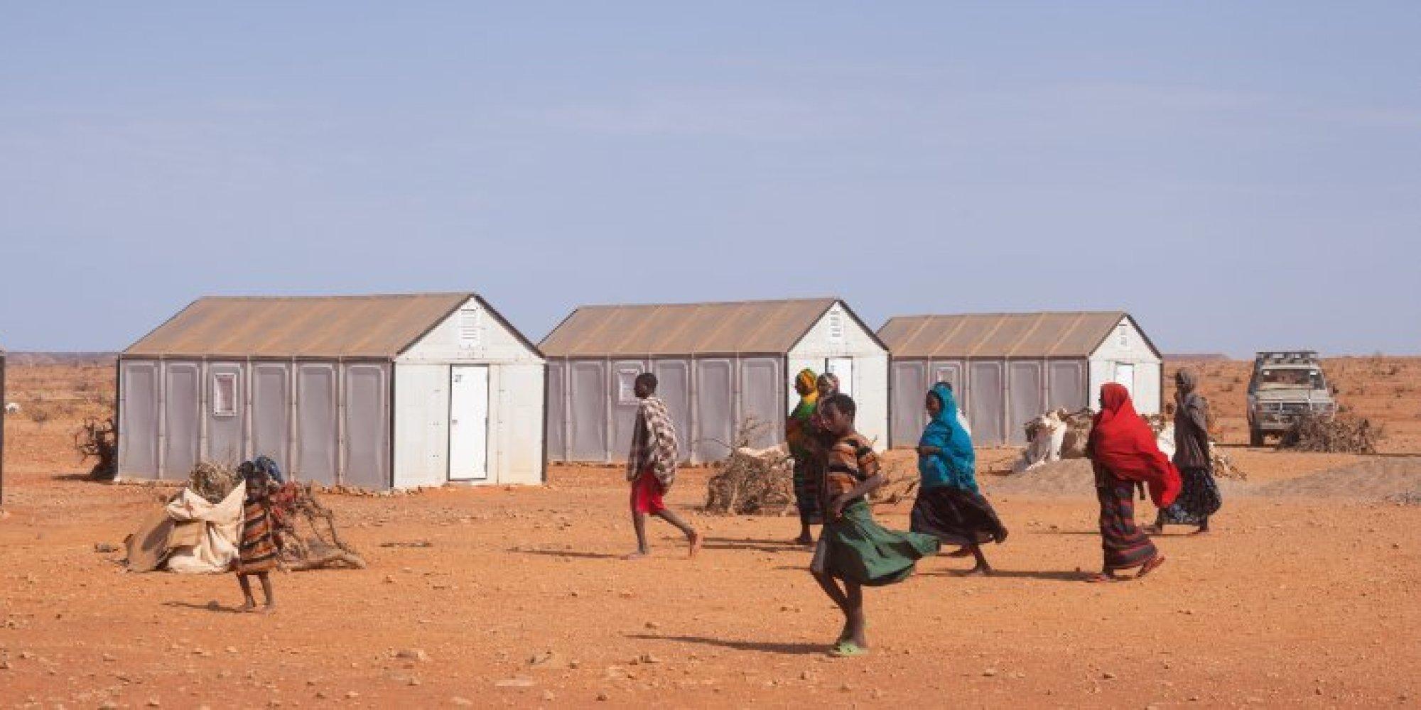 ikea empieza a fabricar tiendas para refugiados de la onu. Black Bedroom Furniture Sets. Home Design Ideas
