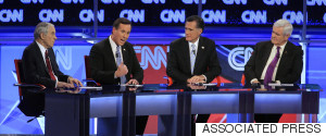 2012 REPUBLICAN PRIMARY DEBATE