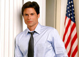 Rob Lowe In 'Knife Fight': 'West Wing' Star Gets Political Again