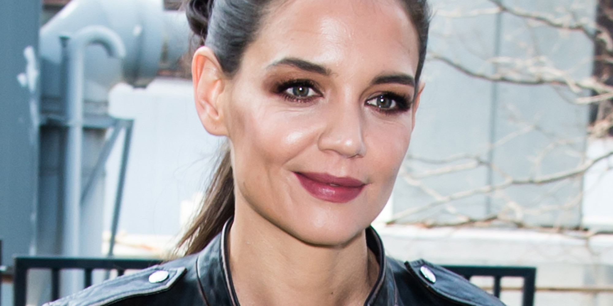 Katie Holmes Shares Sweet Katie Holmes