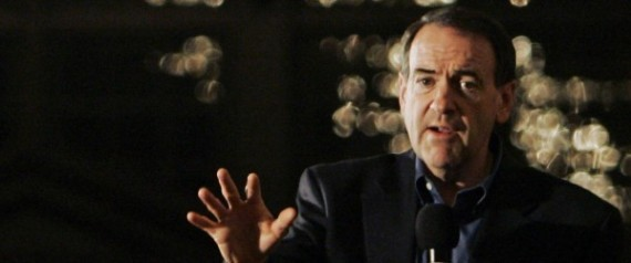 MIKE HUCKABEE 2012