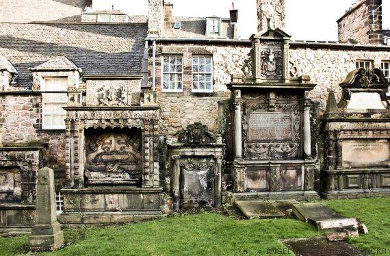 cementerio edimburgo