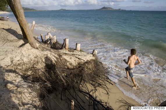 hawaii erosion
