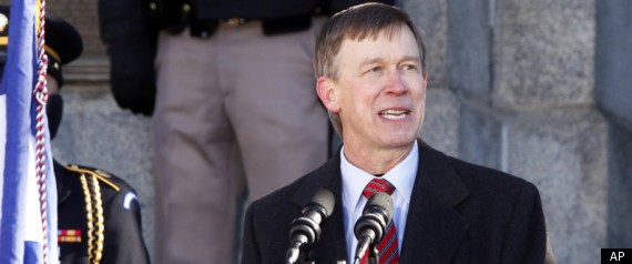 John Hickenlooper Anti Bullying