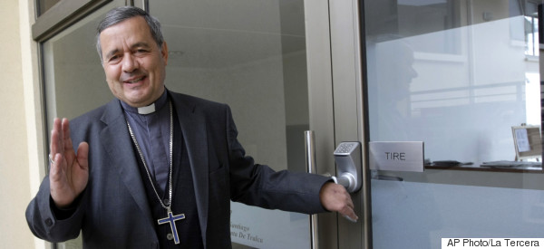 Backlash Against Chilean Bishop Threatens Francis' Reform Agenda