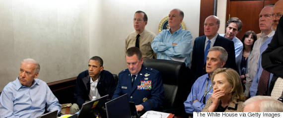 obama osama bin laden situation room