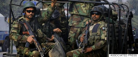 pakistan soldiers taliban