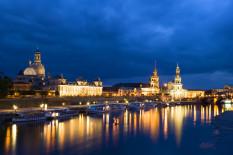 Das beste Hotel steht in Dresden   Bild: PA