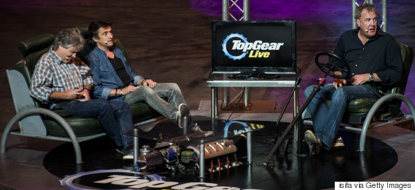 Could Clarkson Still Host 'Top Gear Live' Shows?