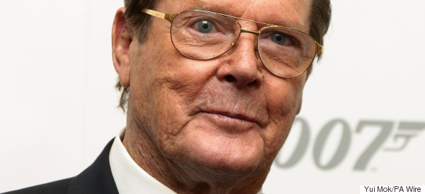 Roger Moore Denies 'Racist' Accusations Over Idris Elba Comments