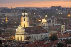 A European city | Pic: Getty