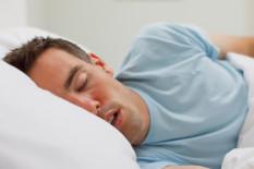 A man sleeping | Pic: Getty