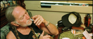 WILLIE NELSON WEED
