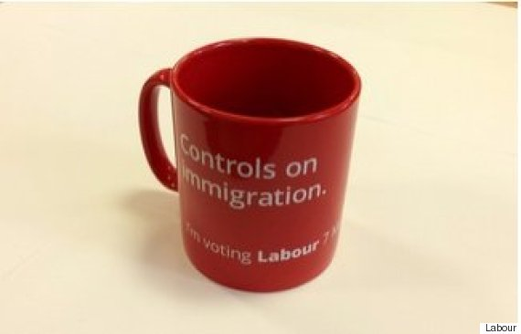 controls on immigration cup