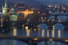 Auch dabei: Prag   Bild: PA