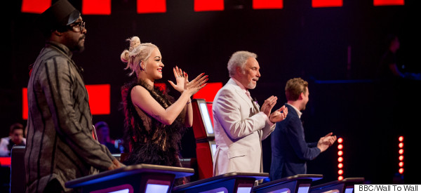 Who's Made It Through To The Live Final Of 'The Voice'?