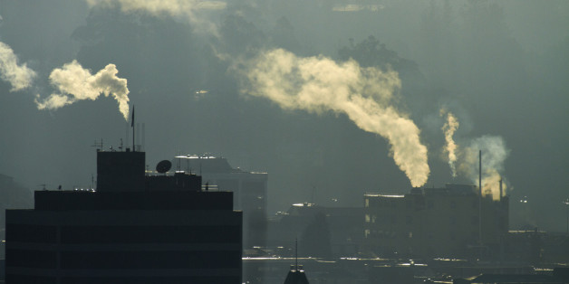 U.S. To Submit Plans To Combat Climate Change While Other ...