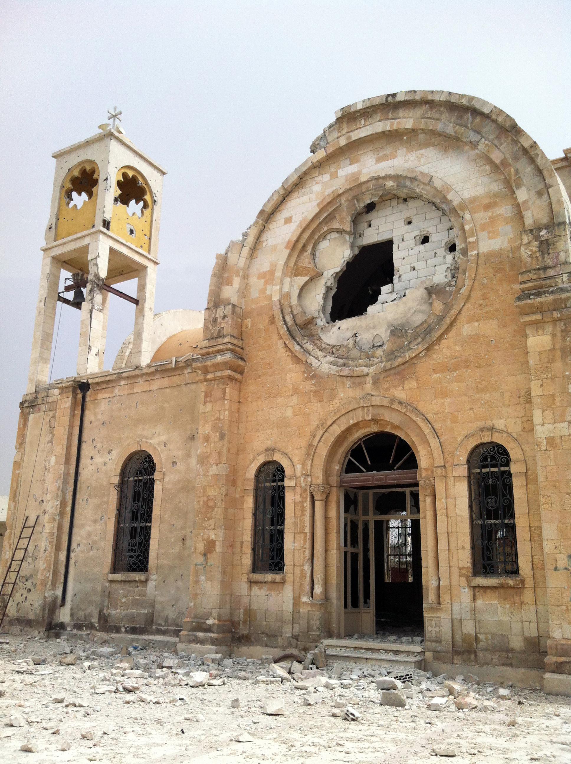 syria heritage
