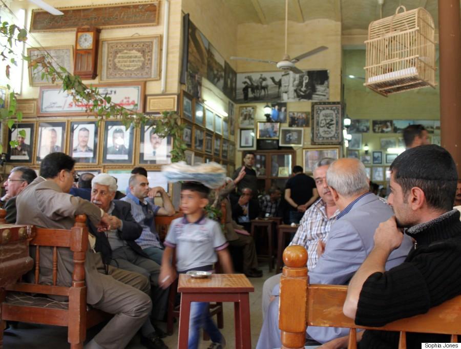 shahbander cafe