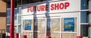 FUTURE SHOP CLOSURE