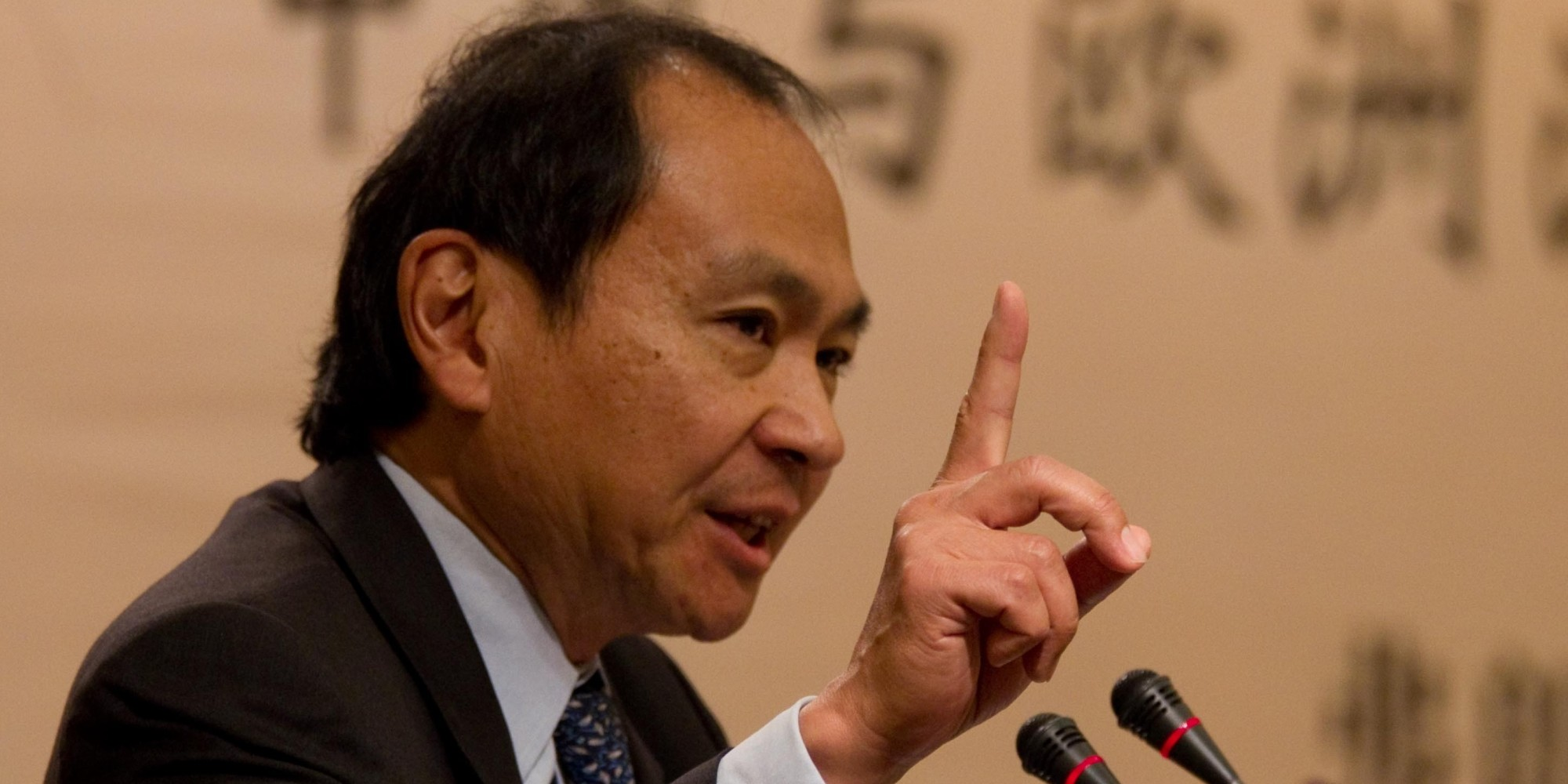 "francis fukuyama end of history essay Fukuyama's 'future of history': is liberal democracy doomed francis fukuyama in the of ""the end of history,"" an essay in the."