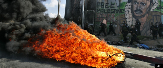 ISRAEL PALESTINIAN PROTESTS SYRIA BORDER