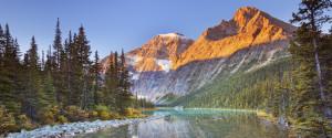 Cavell Lake Jasper