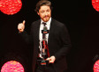 James Delivers Cheeky Acceptance Speech At Empire Awards