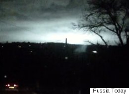 Strange Lights Are Turning Russia's Nights Into Day