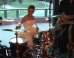 Bride Suzanne Morissette Cruz Played Drums At Her Own Wedding, And She Was Totally Awesome