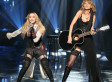 Madonna And Taylor Take The iHeartRadio Stage By Storm