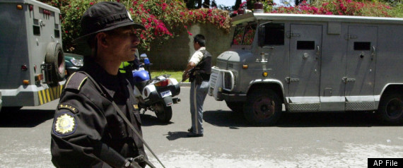 GUATEMALA DRUG KILLINGS