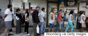 GREECE UNEMPLOYED