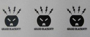 GRAND BLACKOUT