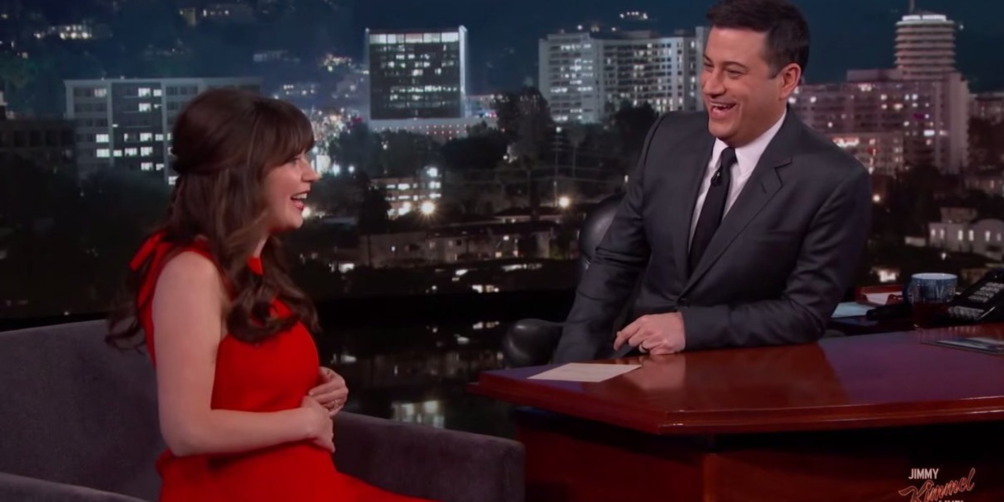 Pregnant Zooey Deschanel Misses Wine, Soft Cheese And ...