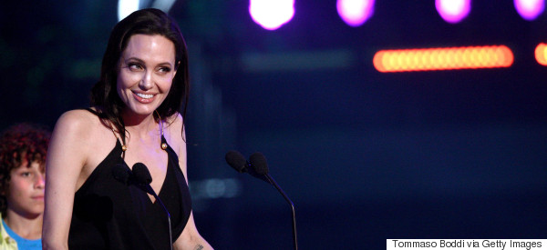 Angelina Jolie's Powerful Advice To Young People: 'Different Is Good'