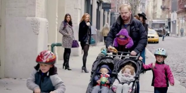 Jim gaffigan sex and the city