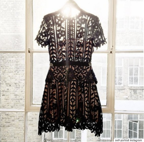 selfportrait dress