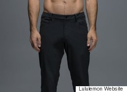 Lululemon's 'Anti-Ball Crushing Pants' Are Loved By Men Everywhere