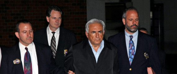 Strauss Kahn Arrest