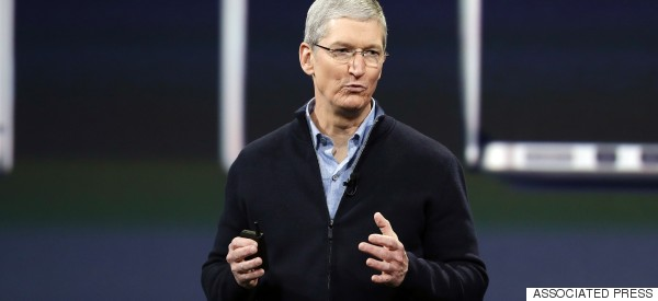Tim Cook: 'There's Something Very Dangerous Happening In States Across The Country'
