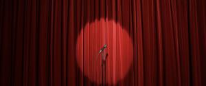 Spotlight Curtain