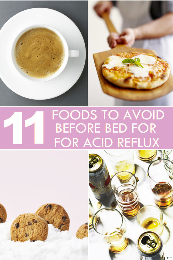 Best Foods To Eat To Reduce Gerd