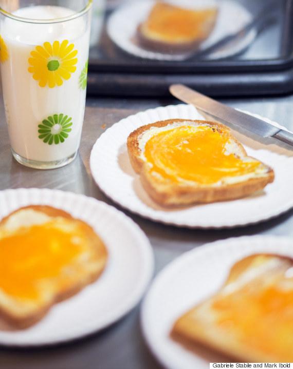 tang toast